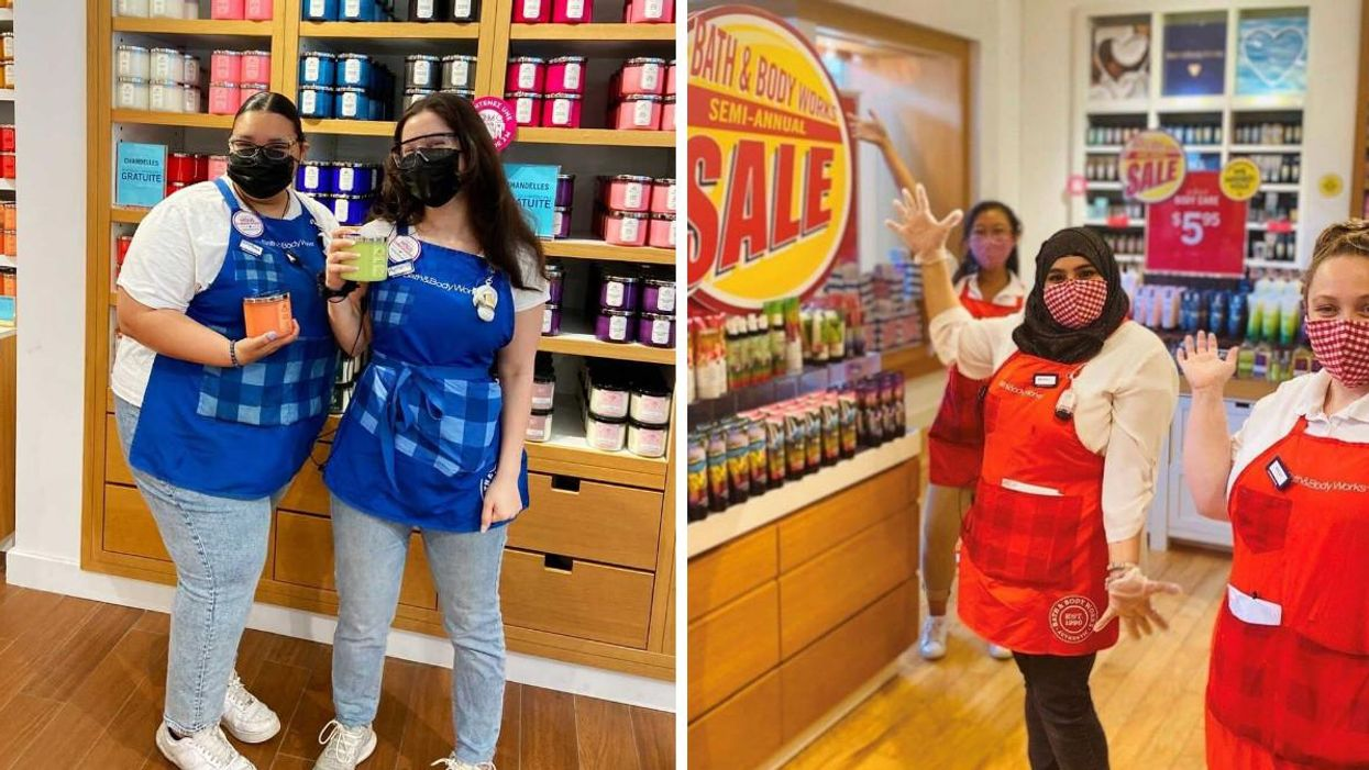Bath & Body Works Canada Is Hiring Over 100 Seasonal Workers Across The Country Right Now