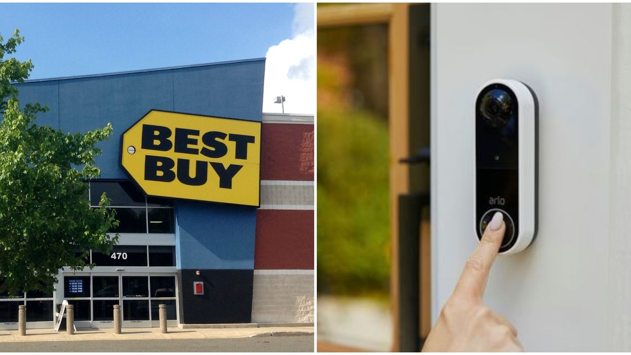 Best Buy Canada's Black Friday Deals Have Everything You Need To Survive Another Lockdown