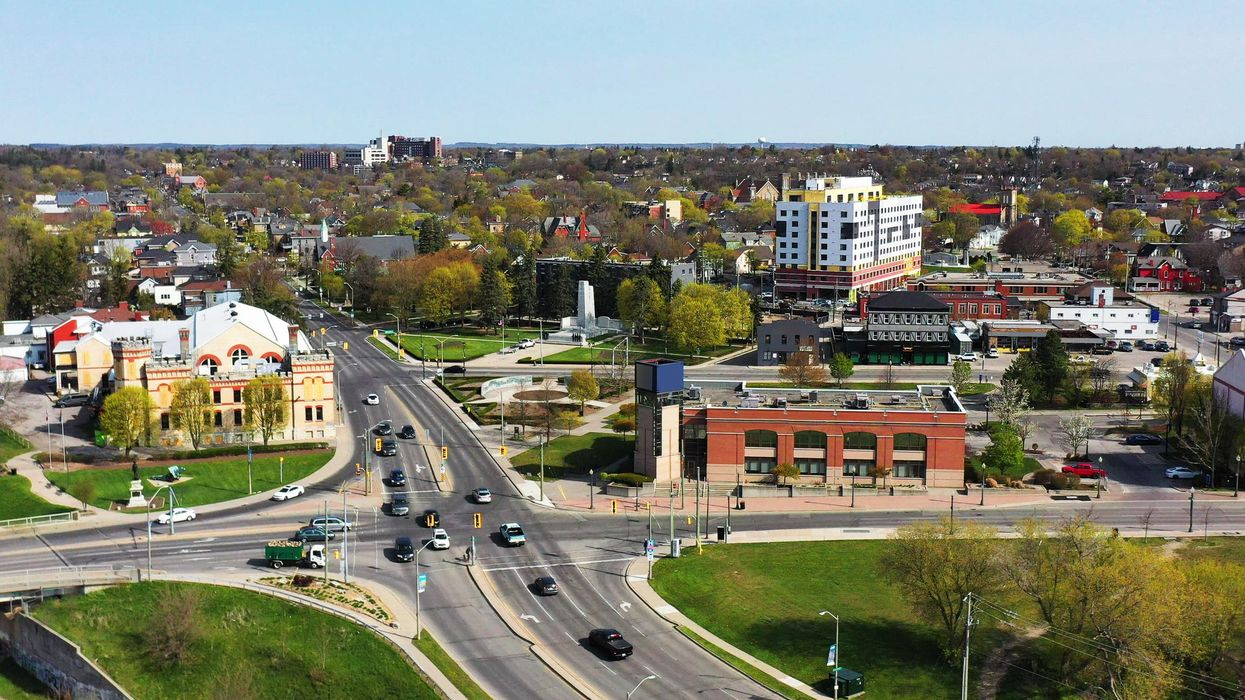 Brantford Is Ontario's Real Estate Hot Spot & It's Actually Breaking Home Sale Records RN