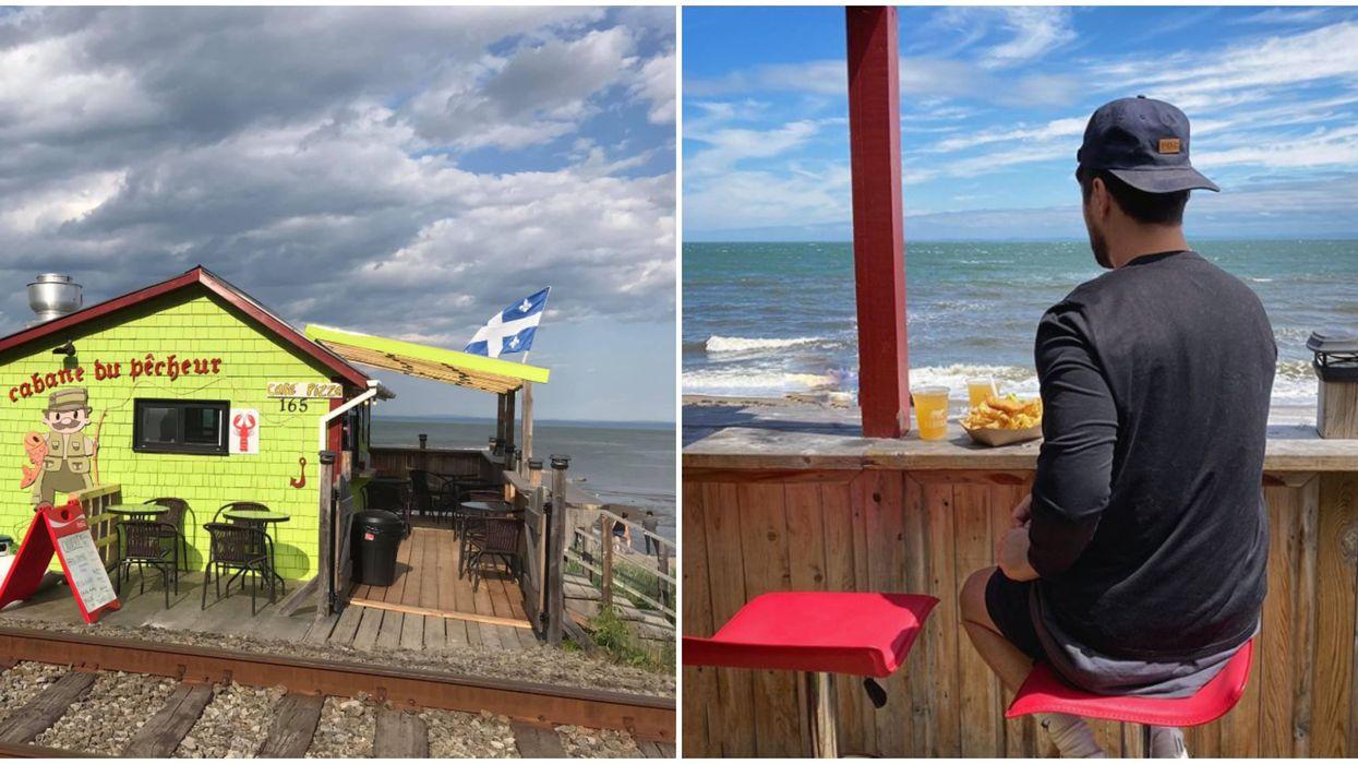 Cabane du pêcheur : Ce casse-croûte est l'arrêt obligatoire dans ton road trip vers la Côte-Nord