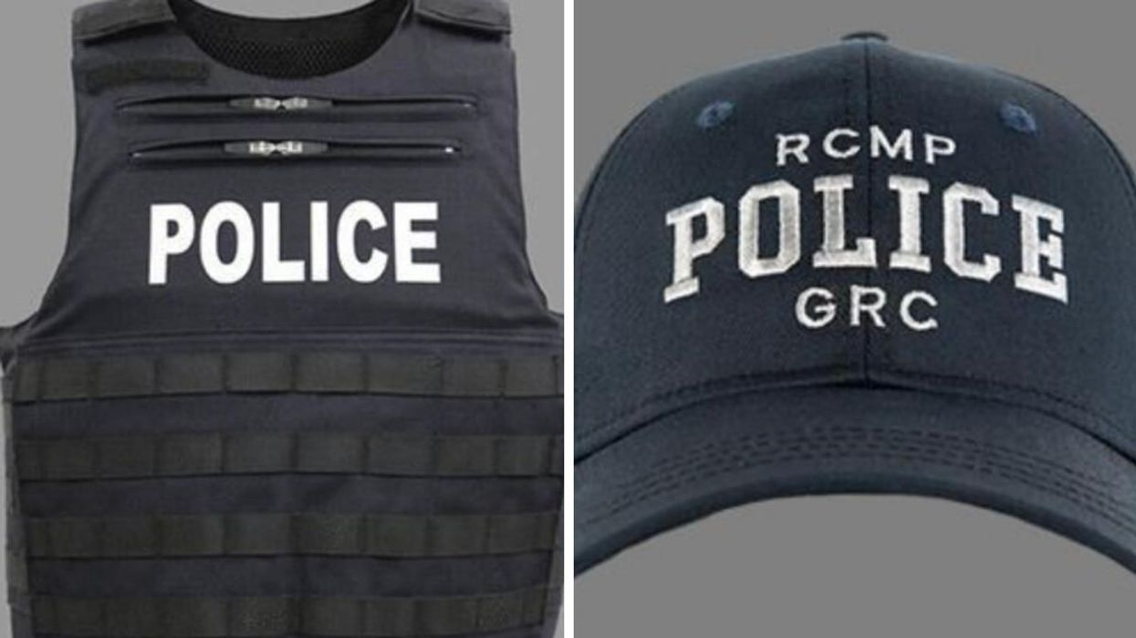 Calgary Police Are Asking Residents To Be On The Lookout For Stolen Officer Uniform Items