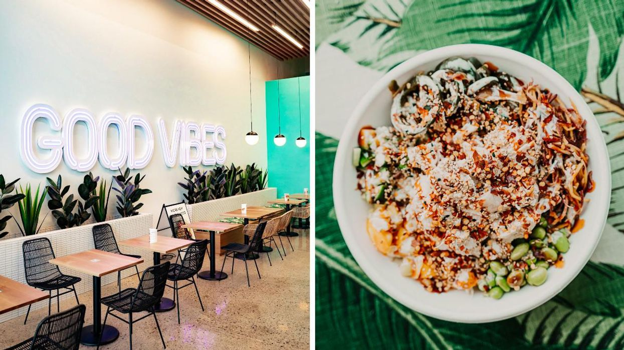 Calii Love Is Opening A New Toronto Location & You Can Get Free Food All Weekend (PHOTOS)