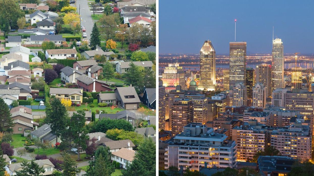 Canada Apartment Prices Are Wildly Different From One City To The Next