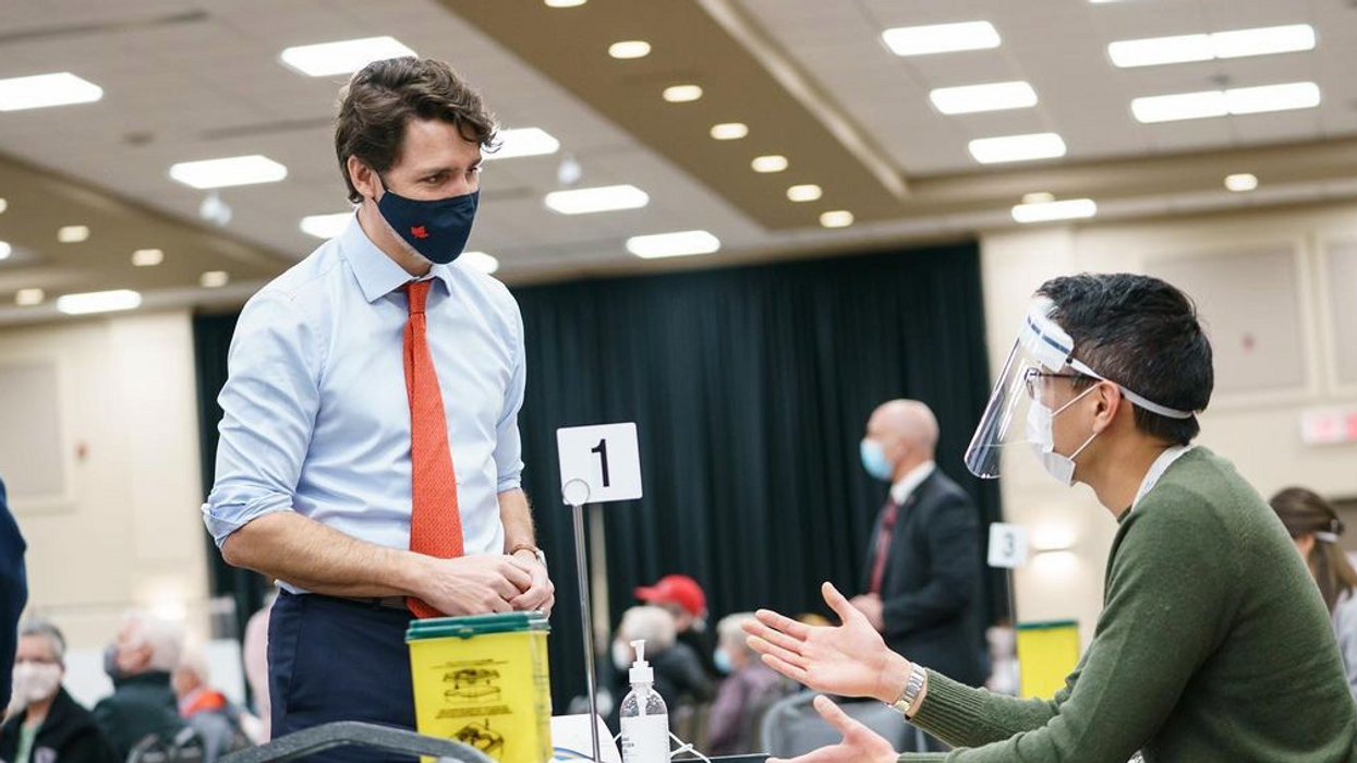 Canada COVID-19 Update: Trudeau Says We're In A 'Very Serious' Third Wave