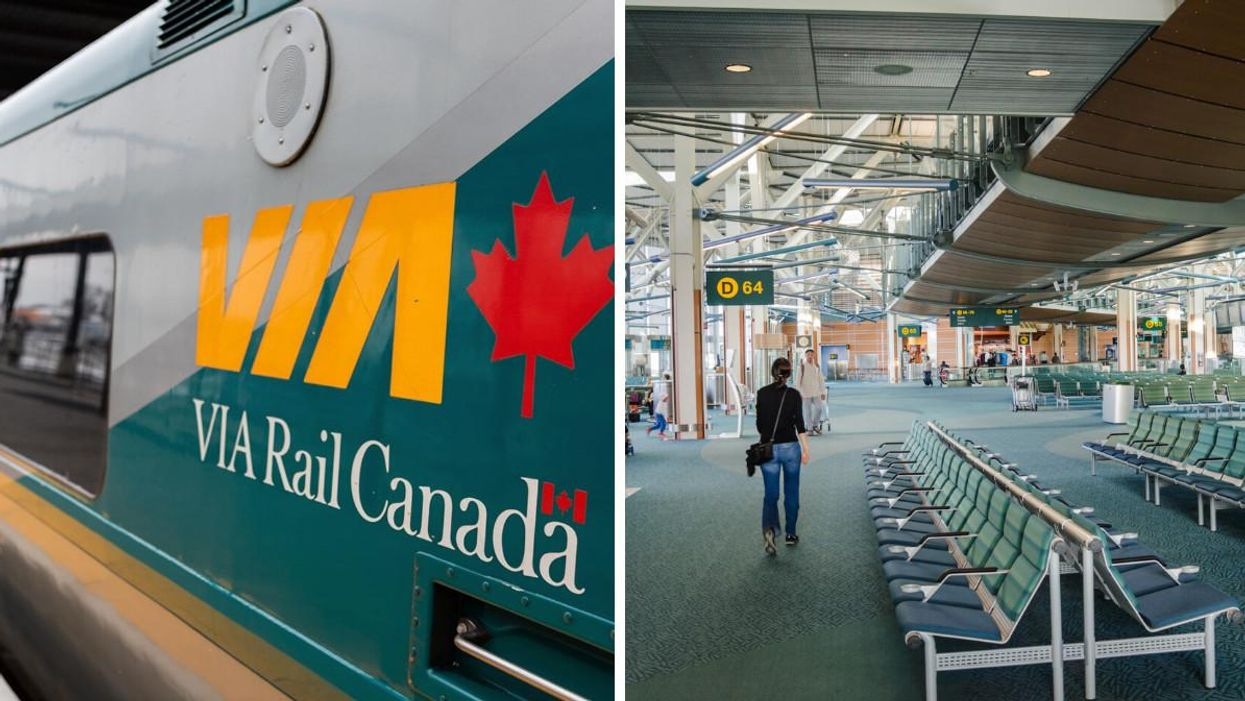 Canada Has New Vaccine Rules For Domestic Travel & Here's Everything You Need To Know