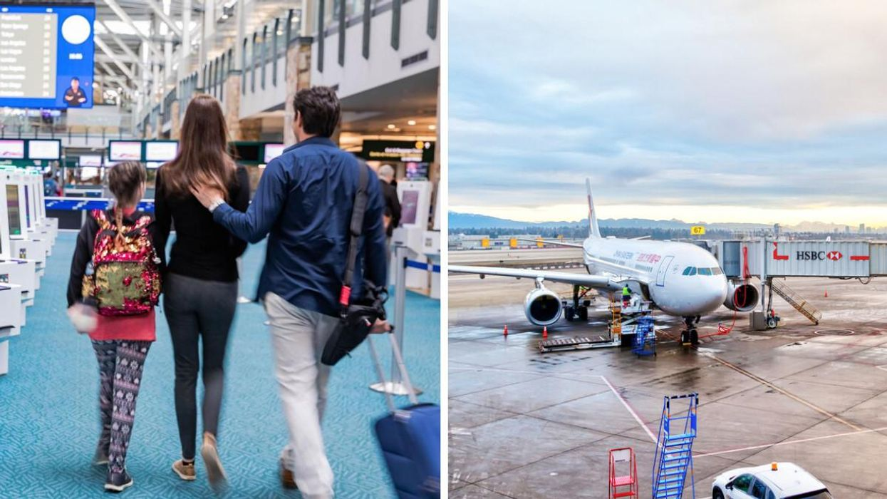 Canada's Airports Want You To Remember These 5 Things Before You Fly This Fall
