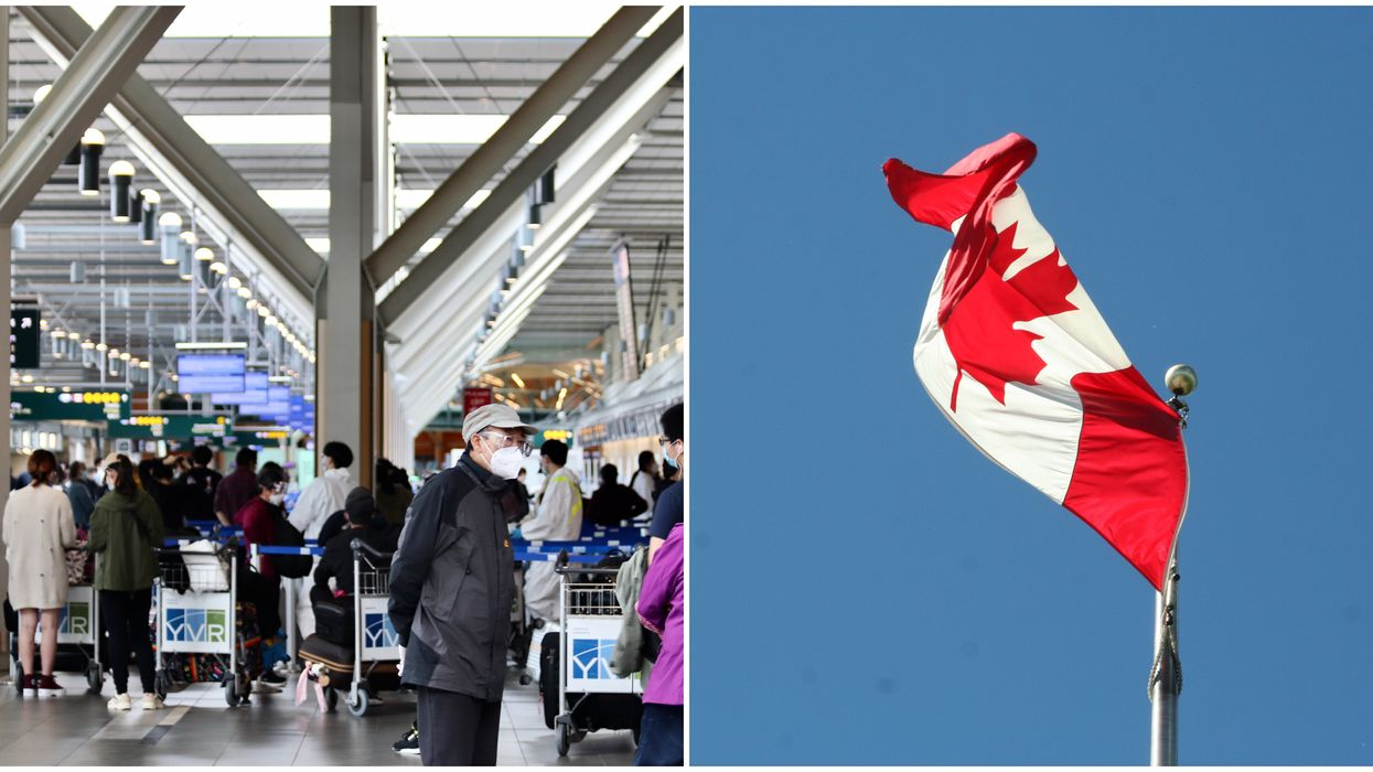 Canada's Border Restrictions Exemptions Will Let People Come Here Again & Here's How