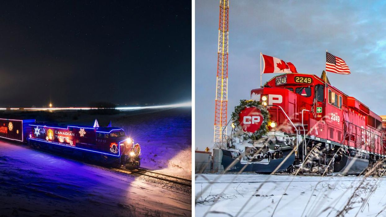 Canada's Holiday Train Has Been Cancelled Yet Again & Here's What Will Happen Instead