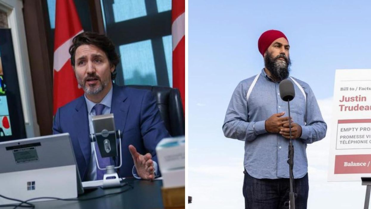 Canada's Party Leaders Won't Stop Roasting Each Other & Here Are The Worst Zingers So far