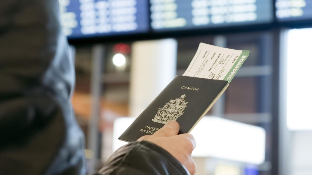 Canada's Passport Just Landed In The Top 10 Of The Most Powerful Worldwide