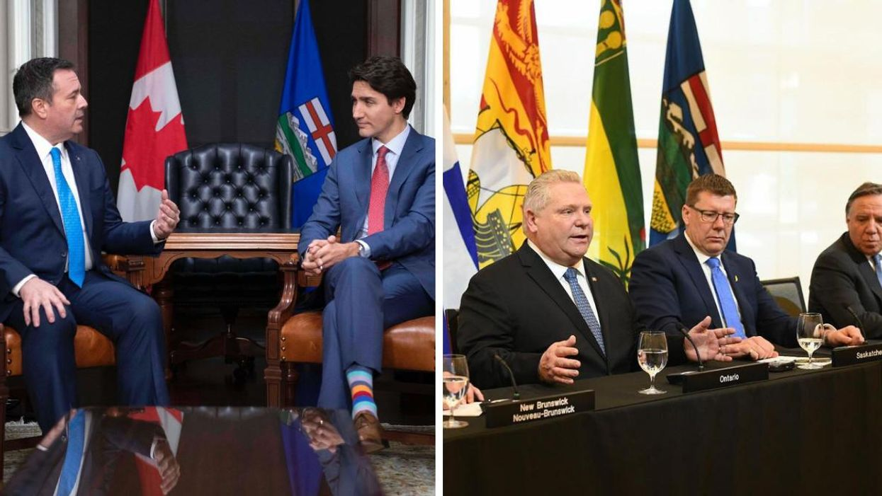Canada's Premiers Have Demands For Justin Trudeau Now That He's Prime Minister Again