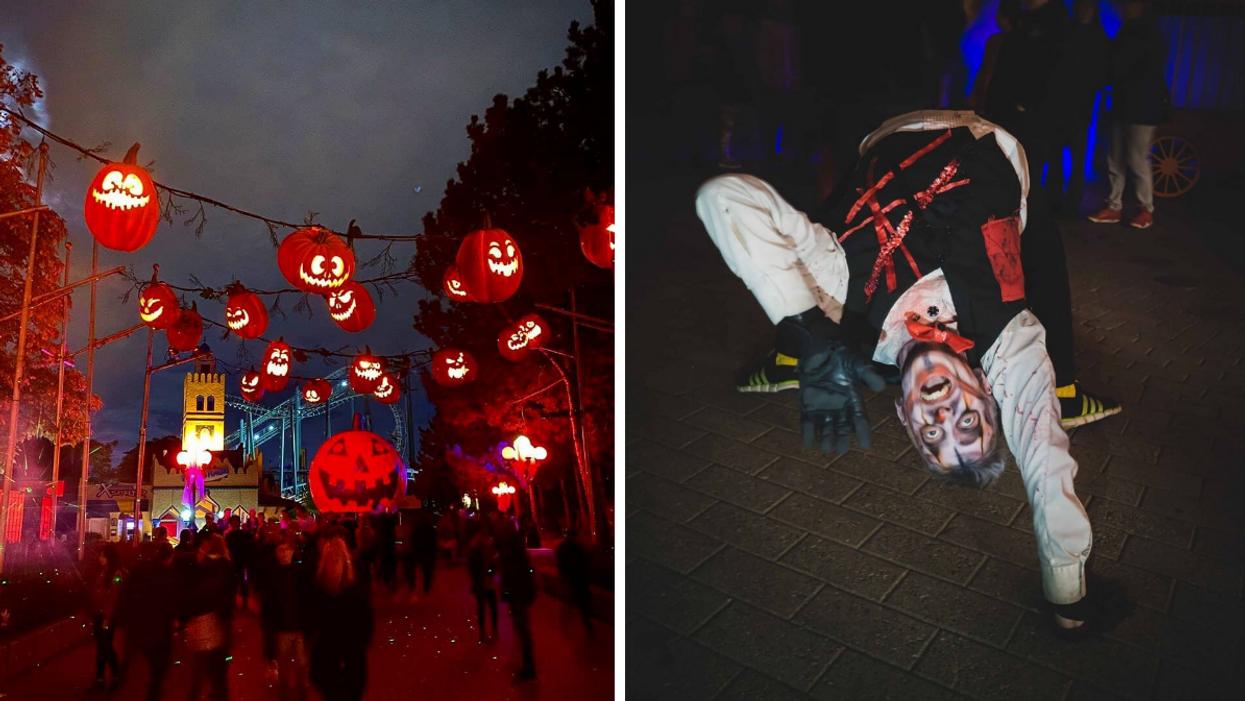Canada's Wonderland Now Hiring For Halloween Haunt