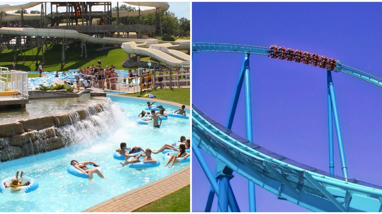 Canada's Wonderland Opening Of Their Water Park Won't Happen This Season