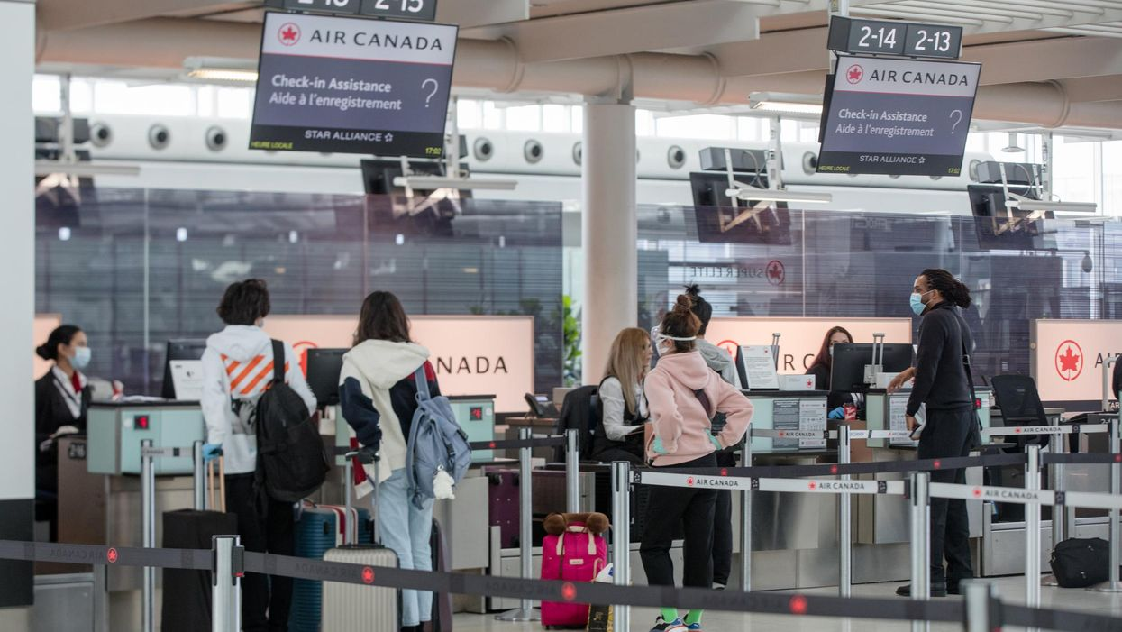 Canada Will Lift The India Flight Ban Next Week, But With Strict COVID-19 Measures In Place