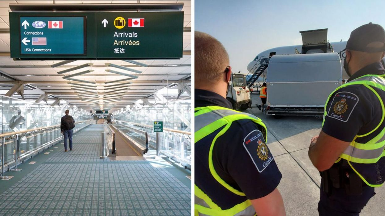 Canadians Who Refuse To Wear A Mask On Planes & In Airports Can Get Fined Up To $5K