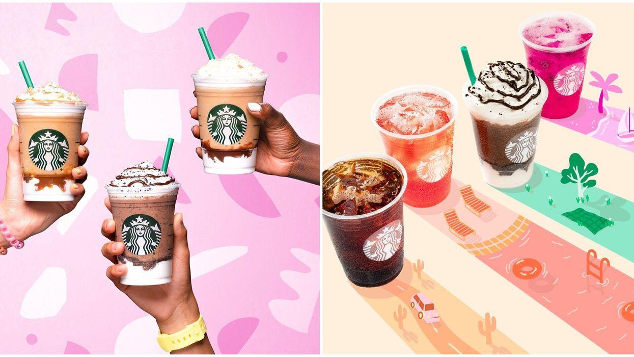 Ce « hack » te permet d'avoir une boisson Starbucks gratuite pour une durée limitée