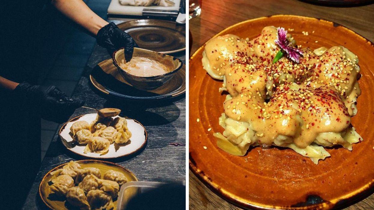 Ce resto de Montréal sert des dumplings à volonté pour 26 $ pendant un jour seulement