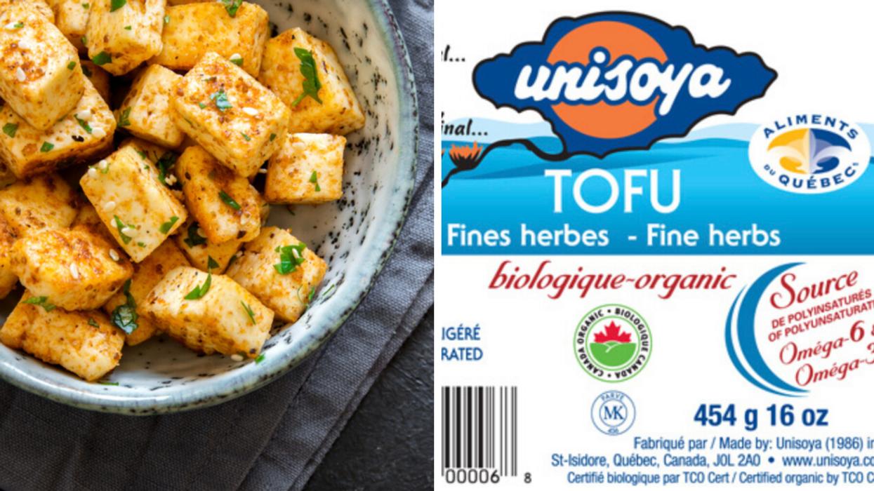 Ce tofu bio québécois pourrait te rendre très malade ou te tuer et voici quoi savoir