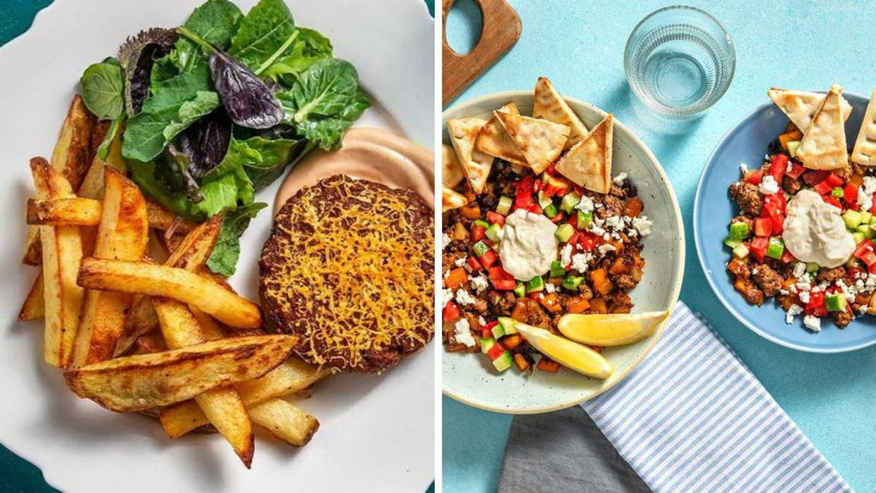 Chefs Plate Offers Plant-Based Recipes On Its Menu For The First Time & Everything Looks Delicious