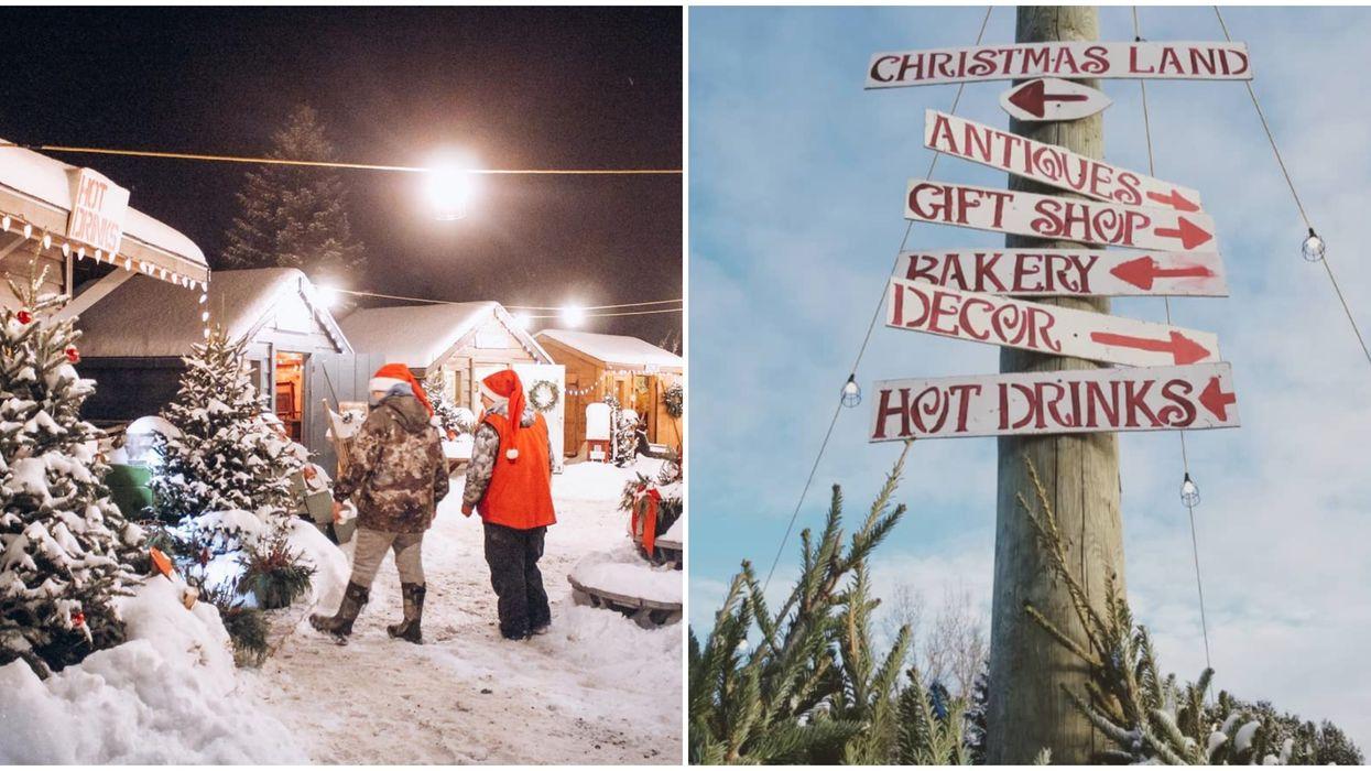 Christmas Market Near Toronto Is A Scandinavian Dream