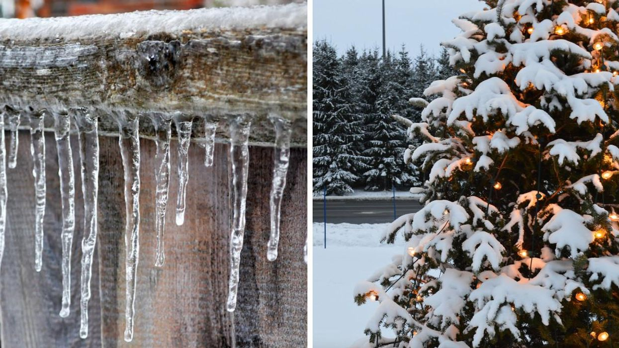 Christmas Weather Forecast In Canada Is 'Very Unsettled'