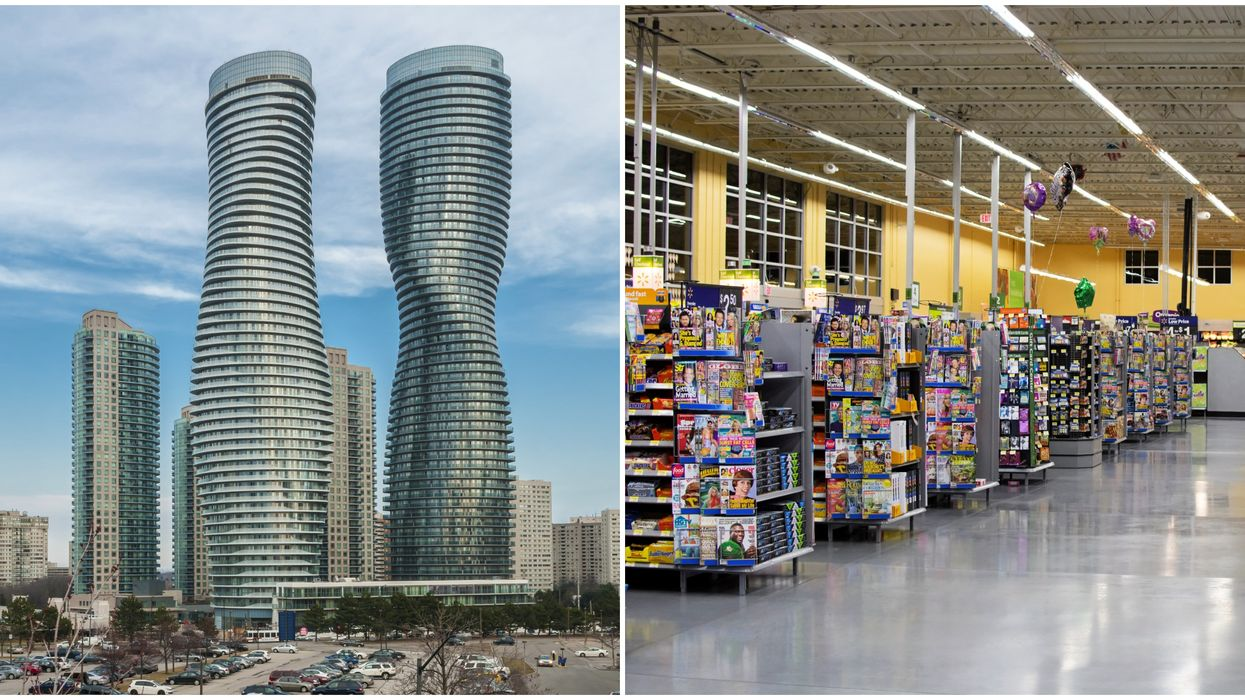 City Of Mississauga Wants To Stop Big Box Stores From Selling You Non-Essentials During Lockdown