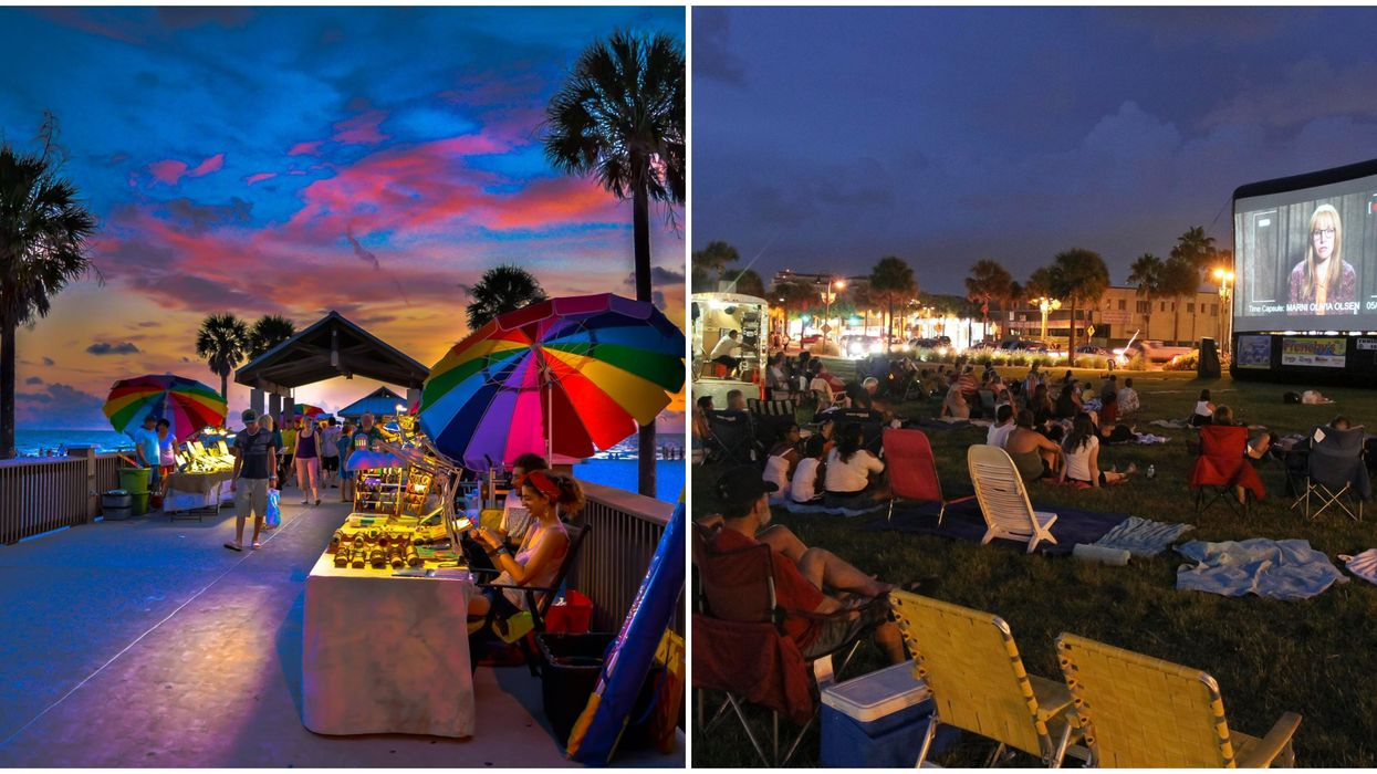 Clearwater Sunsets Of Pier 60 Festival To Host Free Movies All Summer
