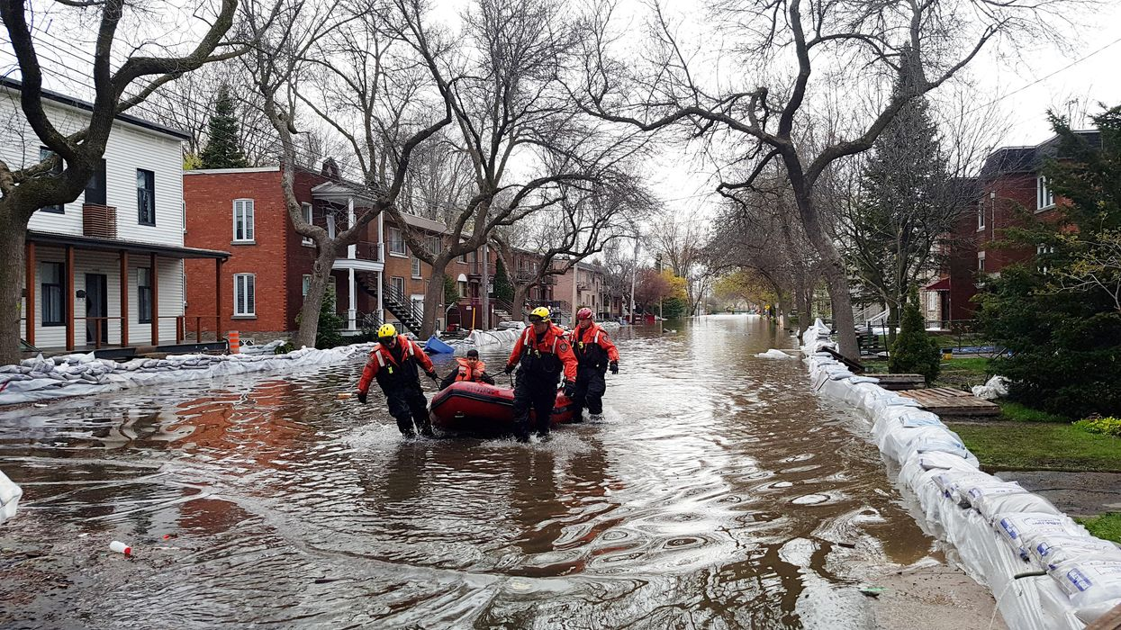 Climate Change Could Impact So Many Canadians Who Are 'Unaware' That They're At Risk