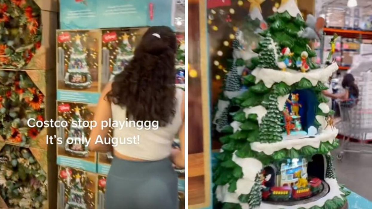 Costco Christmas Decorations Are Out Already In This TikTok (VIDEO)