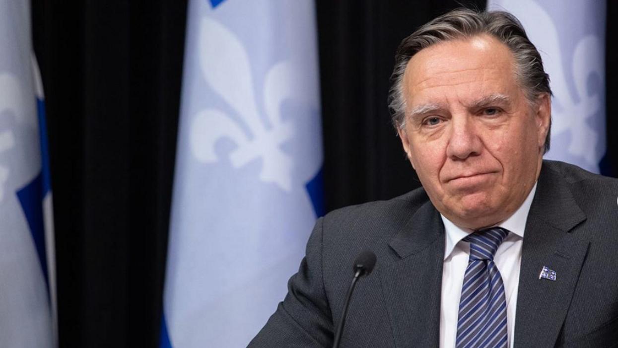 COVID-19 : François Legault n'est pas fier de comment les aînés sont traités au Québec