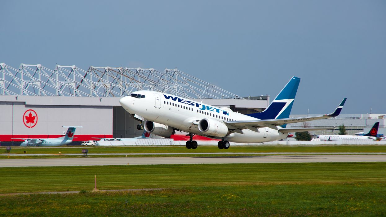 """COVID-19 Impact On WestJet Could Leave The Airline """"Devastated Within Weeks"""""""