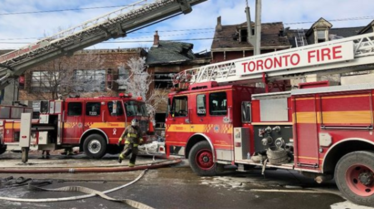 COVID-19 In Toronto: Multiple Toronto Firefighters Are In Self-Isolation After Testing Positive