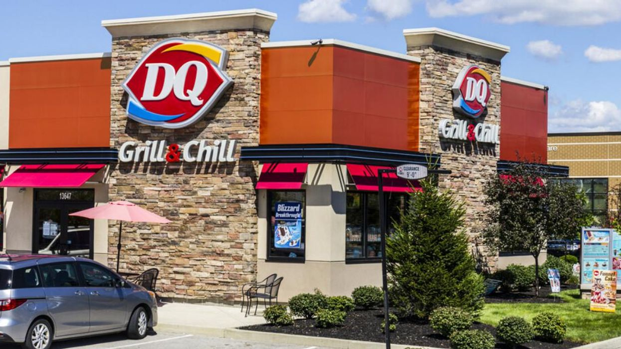 Dairy Queen Canada Is Offering $1 Cheeseburgers All Week Long