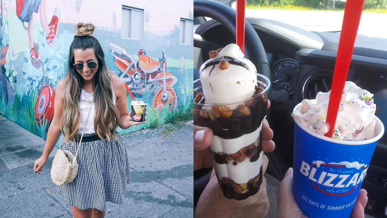 Dairy Queen Secret Menu Items That You'll Want To Try On Your Next Visit