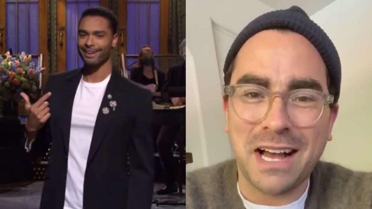 Dan Levy Started A Brand New Tradition At SNL & It's Total Canadian Kindness