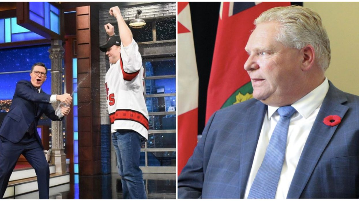 David Ayres Is Such A Big Deal Now That He's Letting Doug Ford's Calls Go To Voicemail
