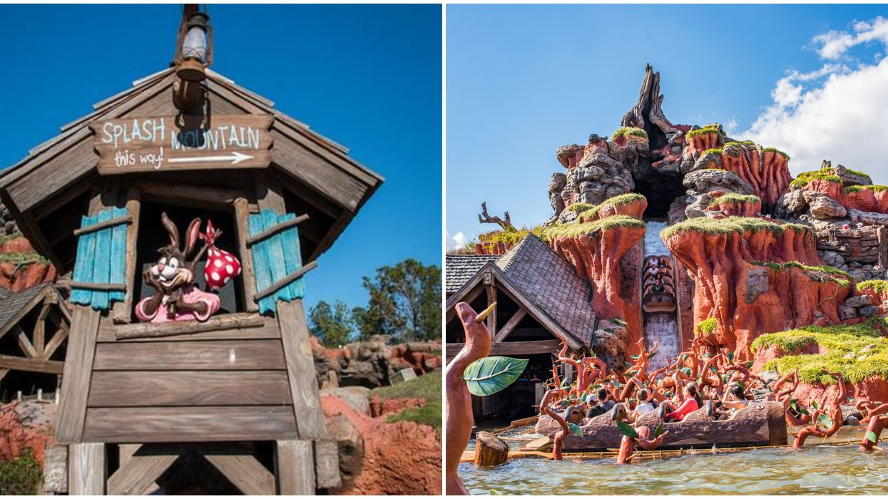 Disney World Splash Mountain Petition By Fans Demand Racist Ride Be Changed
