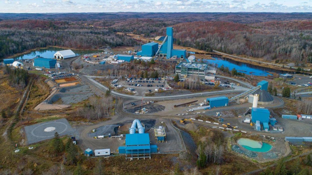 Dozens Are Reportedly Trapped Under Sudbury's Totten Mine & Rescue Efforts Are Underway