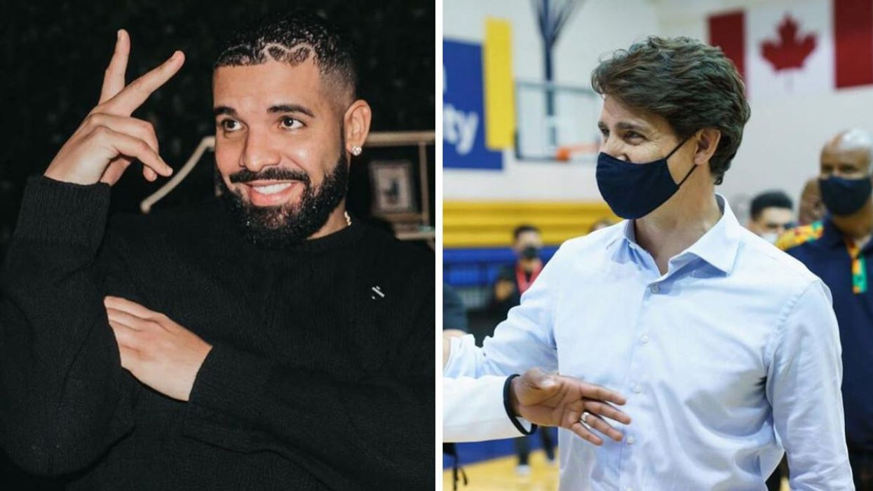 Drake's New Album 'Certified Lover Boy' Has A Trudeau Reference & We Need A Collab ASAP