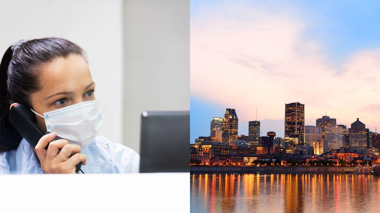 Emplois en santé à Montréal