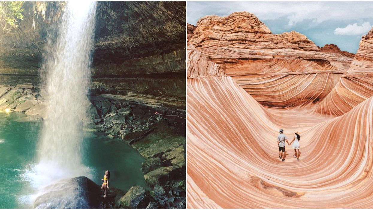 25 Surreal Places In The United States You Won't Believe Really Exist