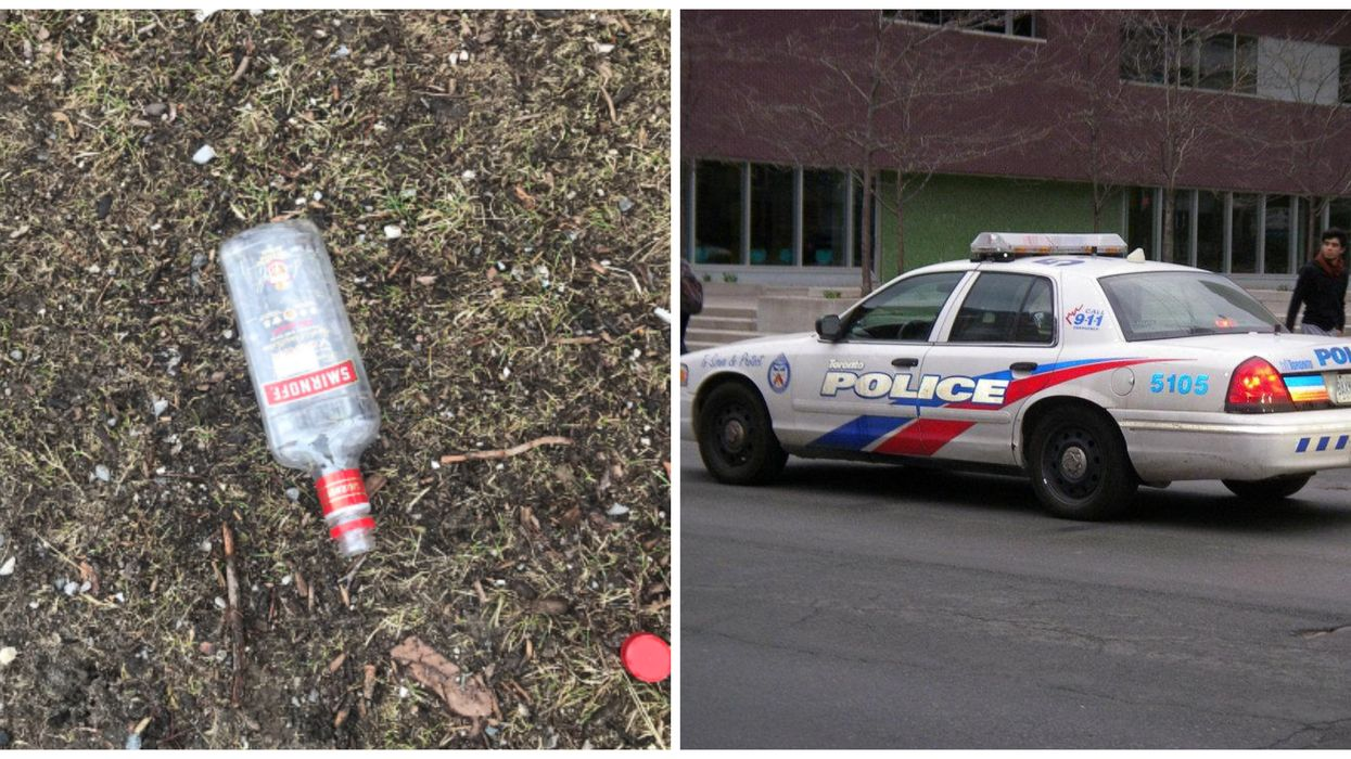 Toronto's Social Distancing Rules Landed Residents A $880 Fine For Drinking Outside
