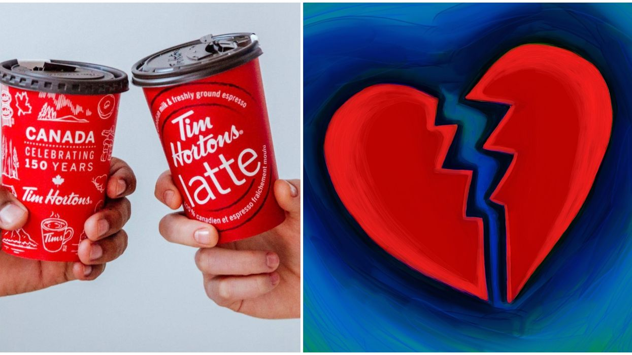 Canadians Are Breaking Up With Tim Hortons & They Want Everyone To Know