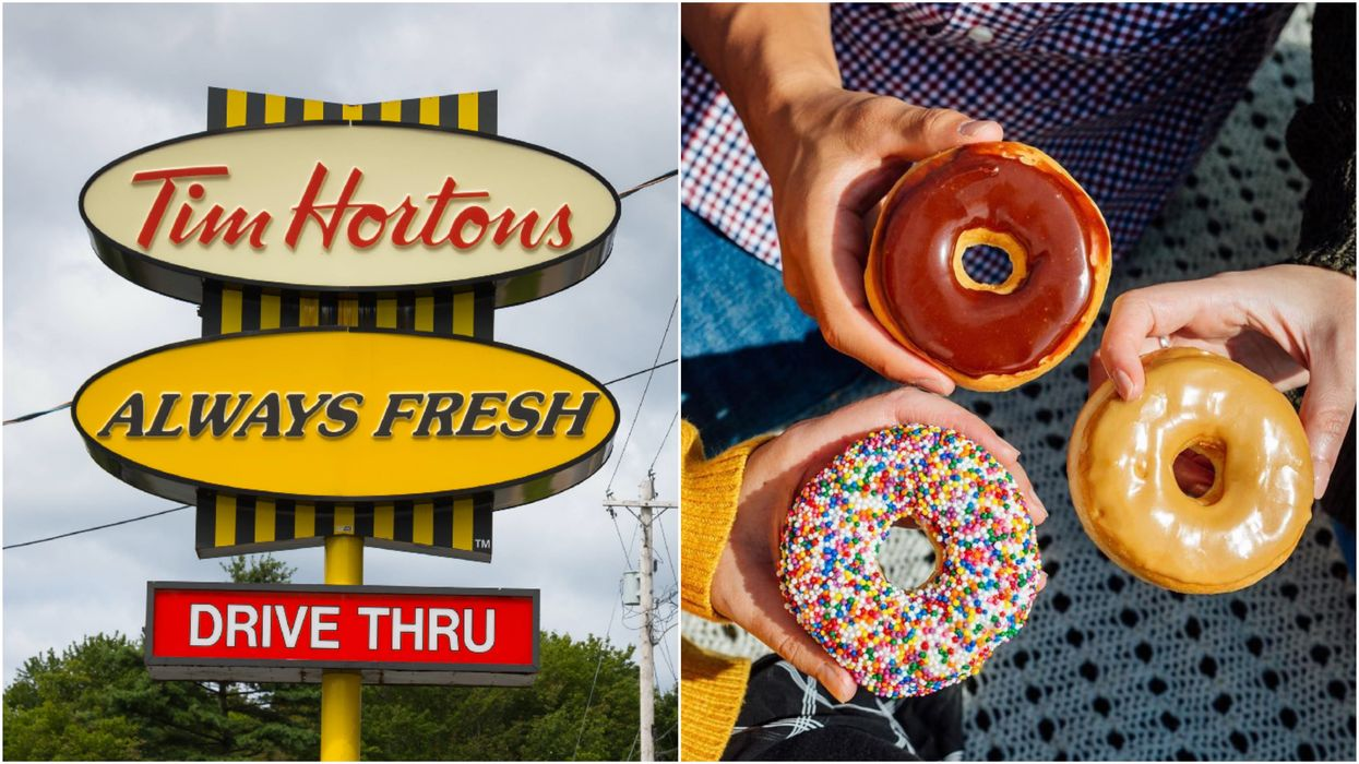 The Worst Tim Hortons Donut Has Officially Been Decided & It's A Total Surprise