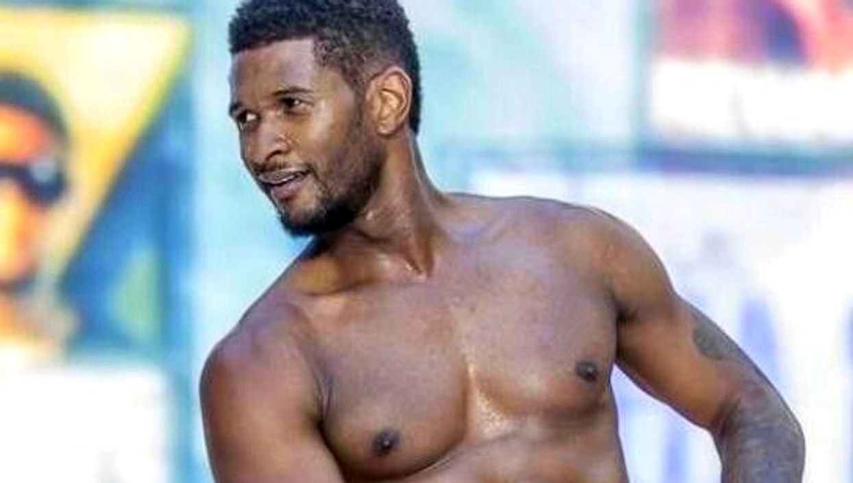Usher Is Coming To The Calgary Stampede!