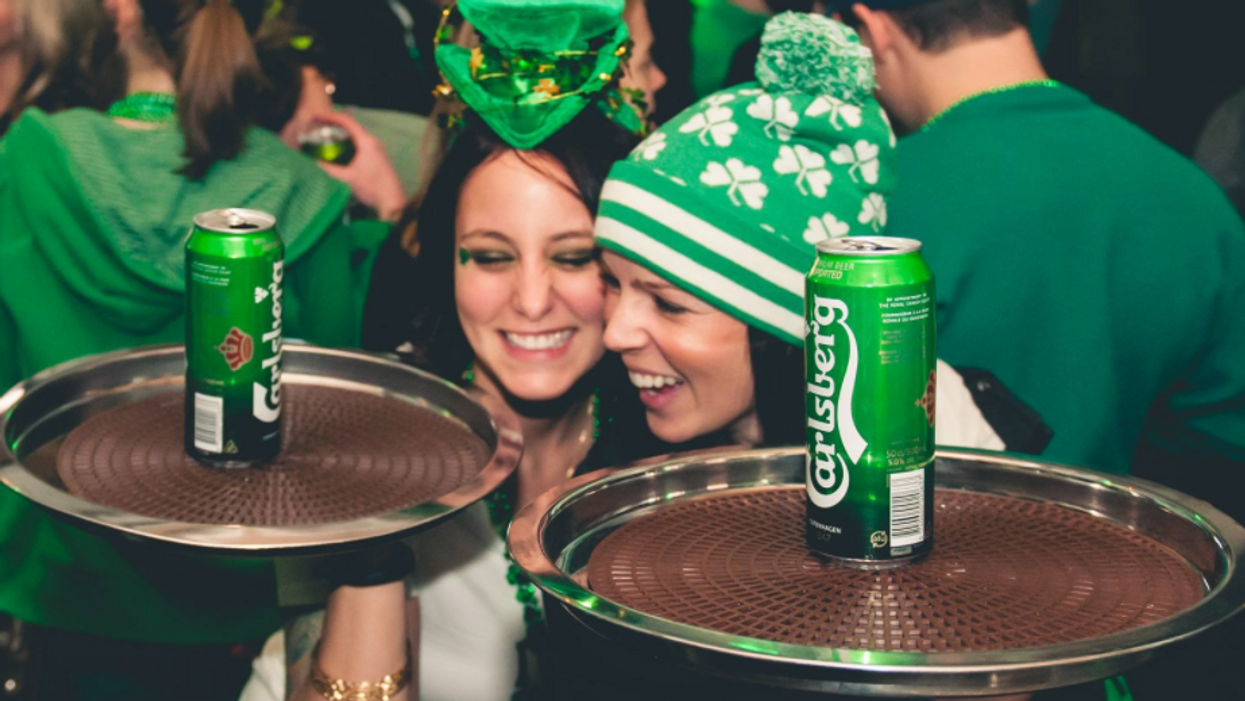 12 Places In Calgary To Get Drunk Off Your Ass This St. Patrick's Day
