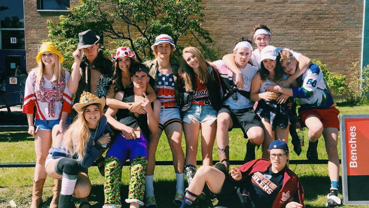 26 Signs You Went To William Aberhart High School