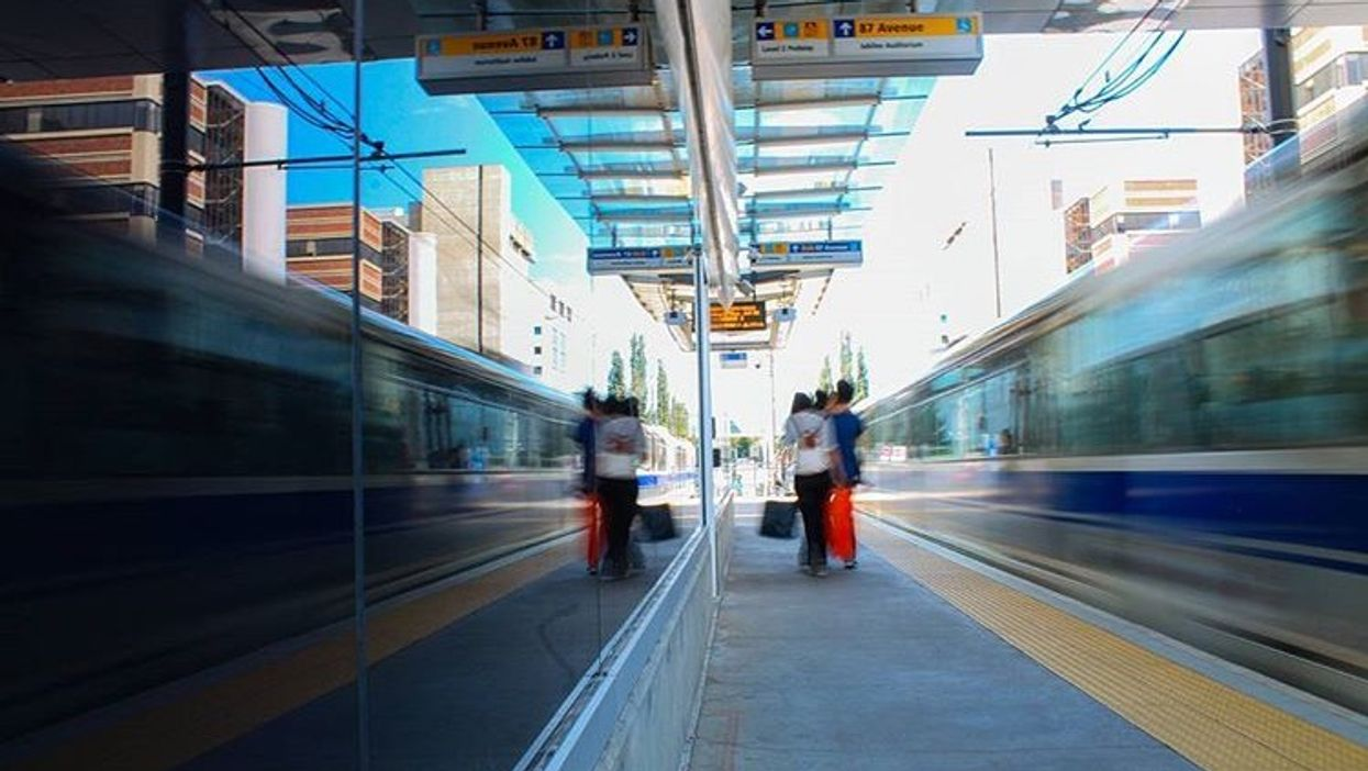 13 Types Of People You Will See On The Edmonton LRT