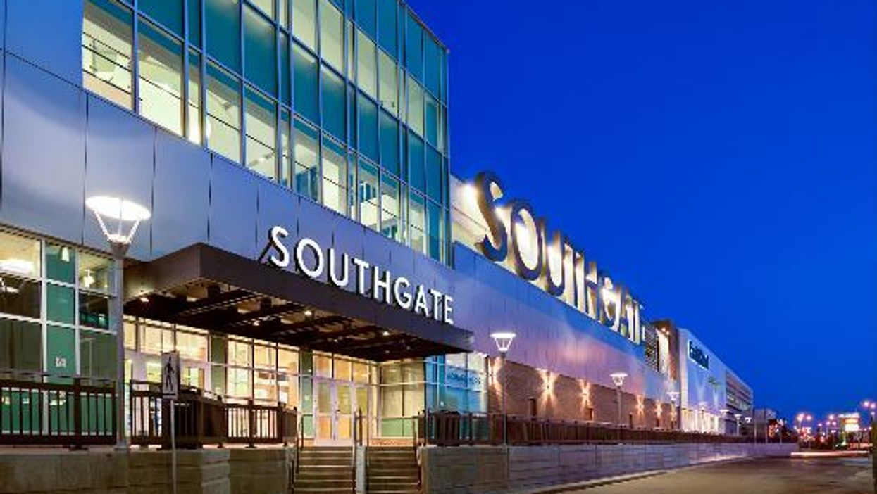 Southgate Centre Is Ranked The 5th Best Mall In Canada