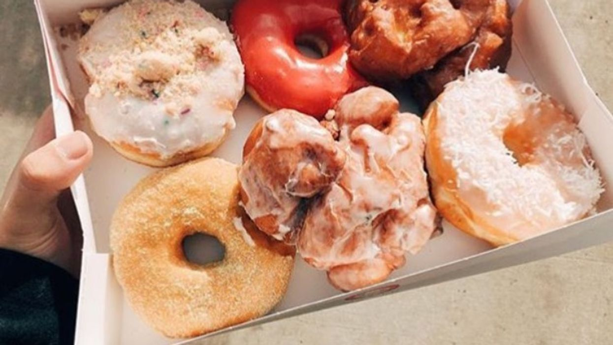 Edmonton Is Getting A New Doughnut Shop And It's The Cutest Thing Ever